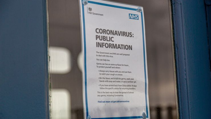 Report warns of a further 120,000 deaths in the UK unless preparations made for second wave of Covid-19