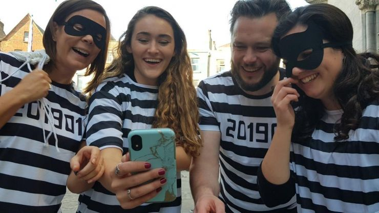 New outdoor escape game coming to 16 venues in Ireland between August and October
