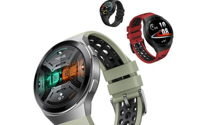 Hands on with the Huawei Watch GT 2e