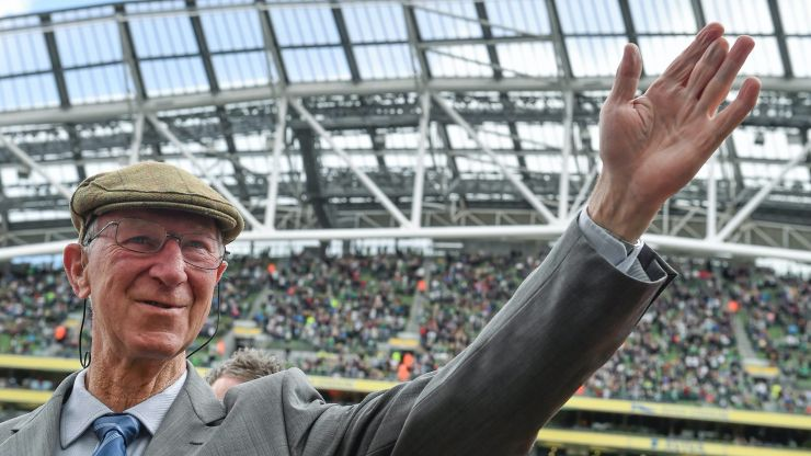 Growing up in the shadow of Jack Charlton's Ireland