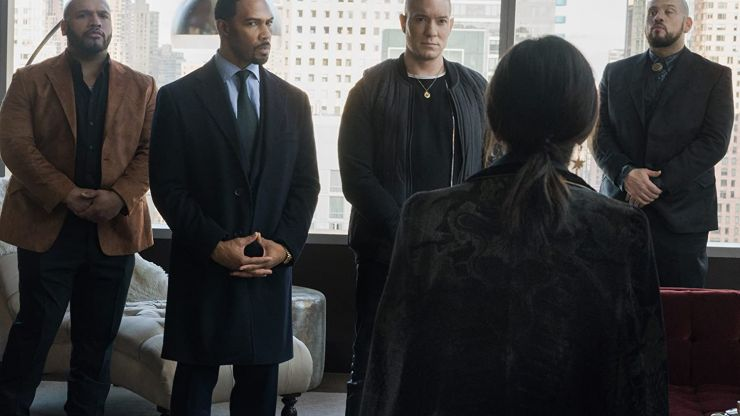 The trailer for the first Power spinoff has been released