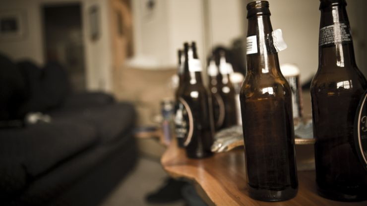 """Large proportion of Irish people may be """"in denial"""" about how much alcohol they drink"""