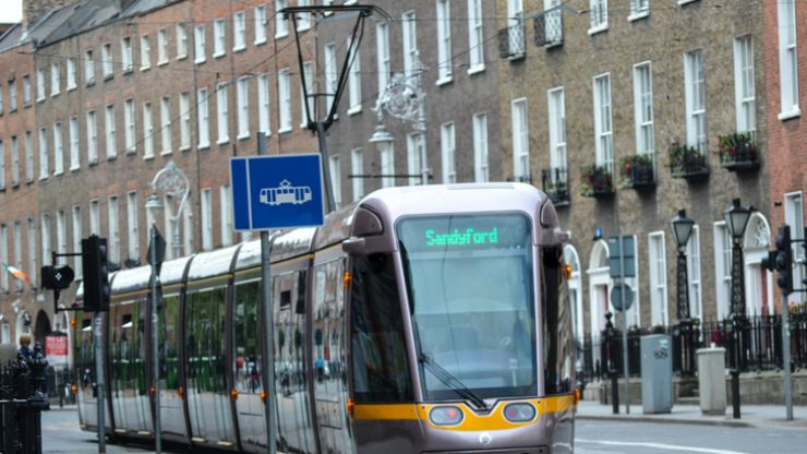Four new stops to be added to Luas green line with Luas Finglas extension