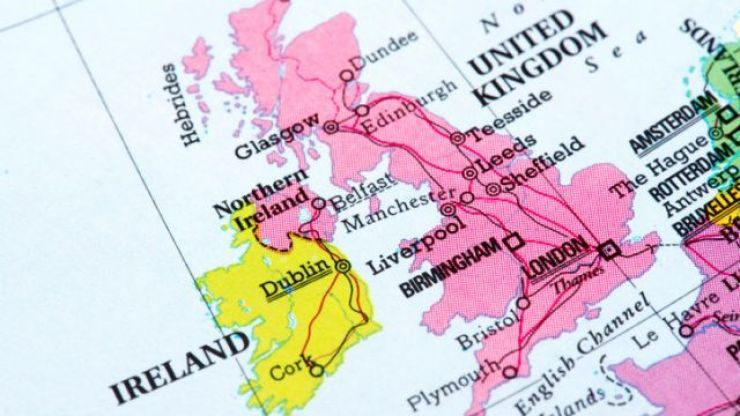 UK government revisiting the idea of a bridge between Scotland and Northern Ireland