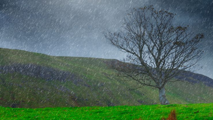 Met Éireann issues two status yellow weather warnings affecting six counties