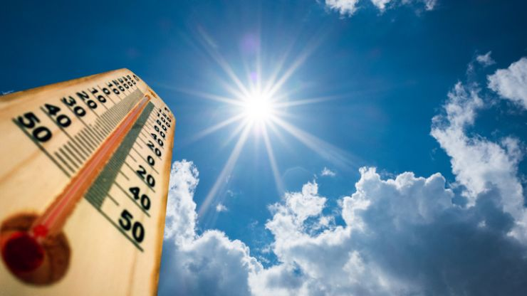 Temperatures set to hit 25 degrees by Monday following welcome warm weekend