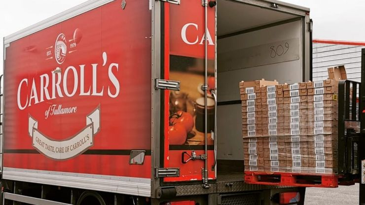 HSE and HSA approve reopening of Carroll Cuisine food plant in Offaly
