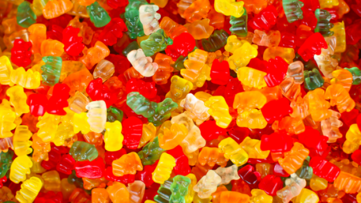 Eat gummy bears for better recovery after a workout, says fitness expert