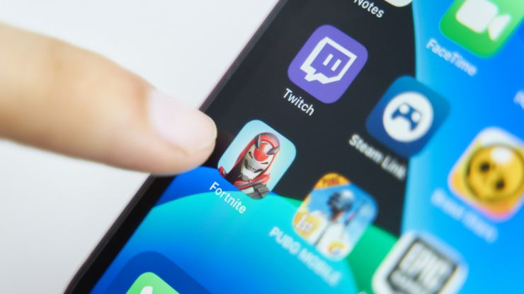 Fortnite maker sues Apple and Google after game is removed from app stores