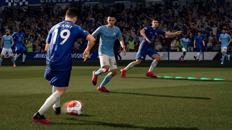 A really cool new addition is coming to FIFA 21 career mode