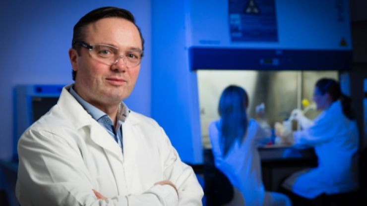 Irish biotech company CEO working on COVID vaccine predicts it will be available by end of 2020
