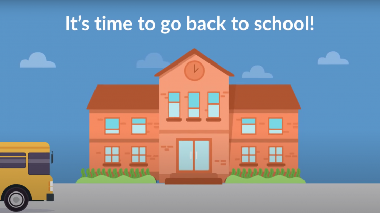 Back to school Covid-19 advice published by government