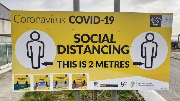 390 new cases of Covid-19 confirmed in Ireland