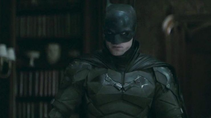 Colin Farrell is completely unrecognisable in the first trailer of The Batman starring Robert Pattinson