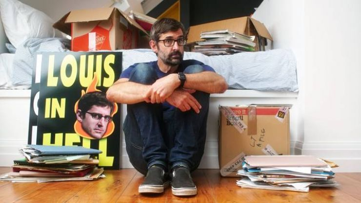 Louis Theroux's new four-part documentary series starts on Sunday
