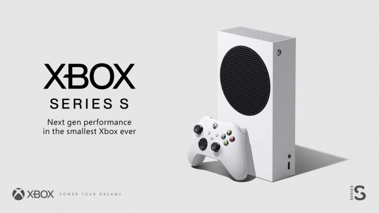 Microsoft reveals what Xbox Series S looks like and how much it will cost