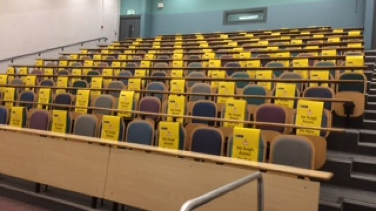 """""""A disaster waiting to happen"""" - NUIG staff raise Covid concerns"""