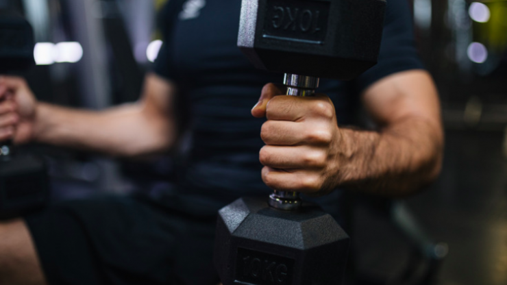 This simple change to your lifting technique will give you bigger arms