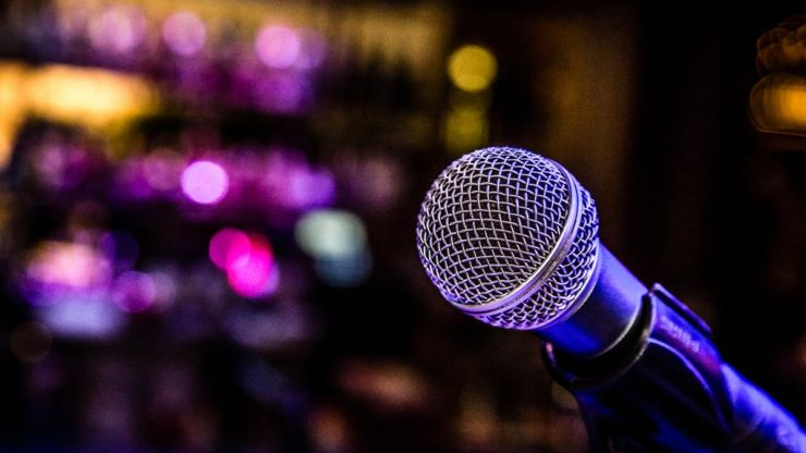 Why improv comedy is the exact night out we all need right now