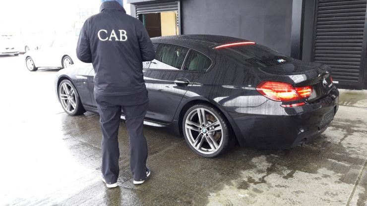 Over 80 cars worth over €2 million in total seized by Criminal Assets Bureau in Clare and Tipperary