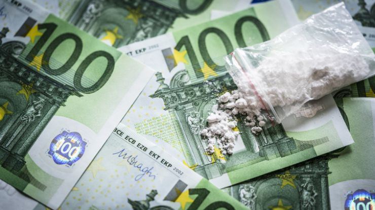 Cocaine now the second most common illicit drug in Ireland