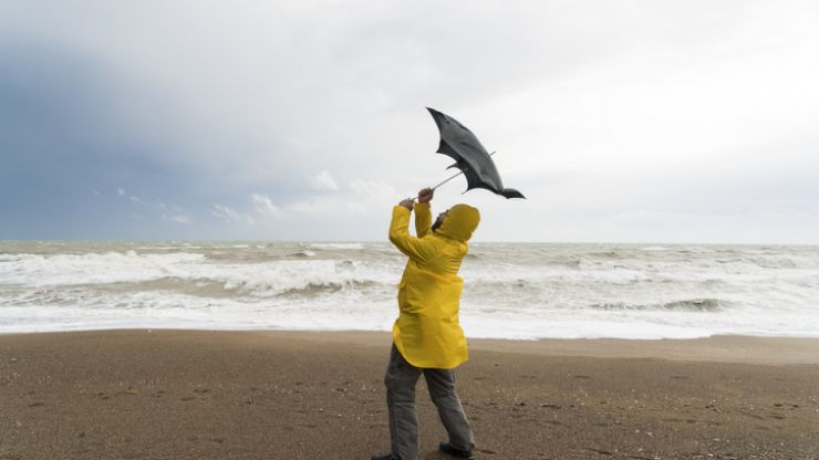 Met Éireann issues status yellow weather warning for three counties