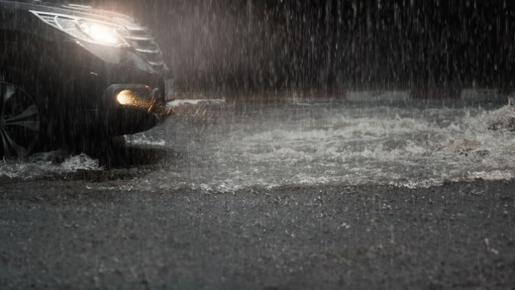 Met Éireann issues status yellow rainfall warning for four counties