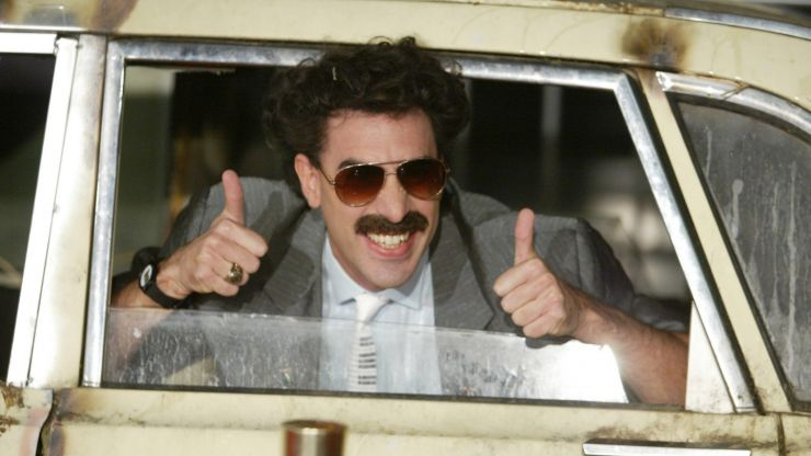 Borat 2 is coming to Amazon next month, ahead of the US election