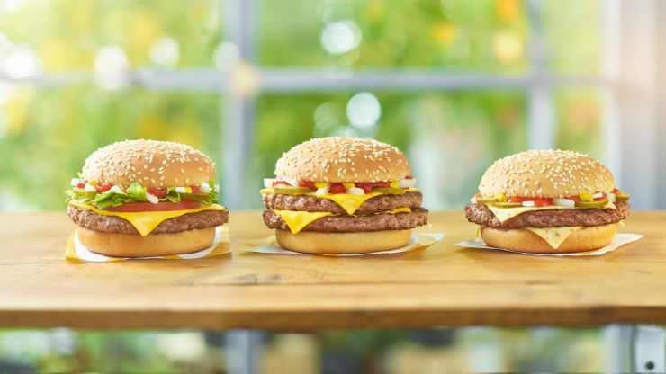 Nacho cheese wedges amongst a host of new items added to McDonald's menu