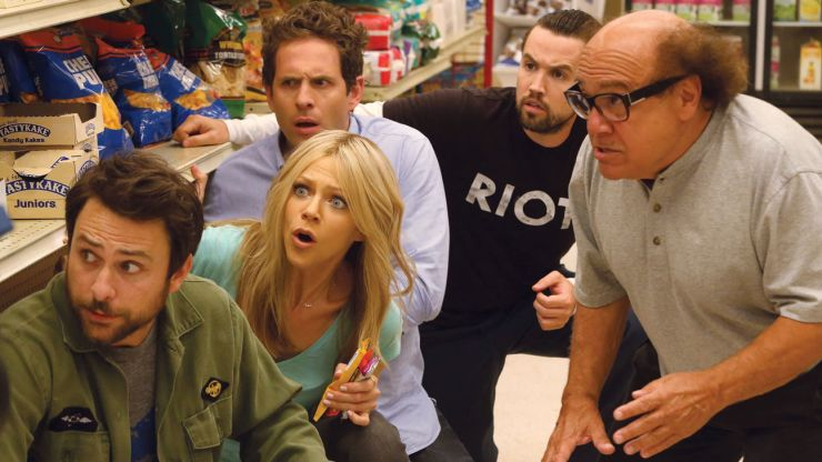QUIZ: Match the quote to the It's Always Sunny in Philadelphia character #2