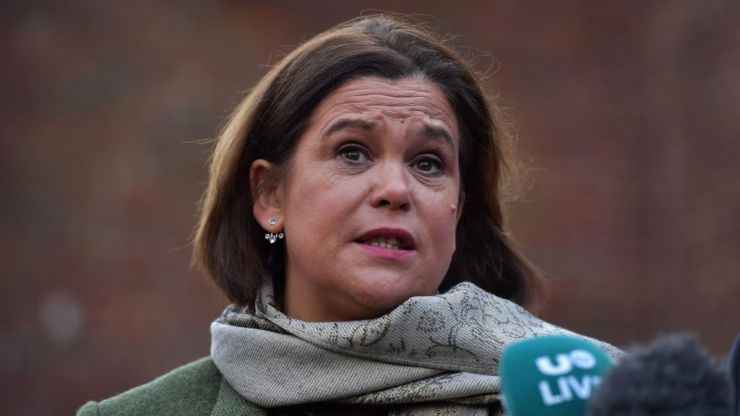 New opinion poll shows increase in support for Sinn Féin