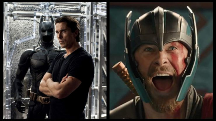 Christian Bale in talks to join the already insanely stacked cast of Thor: Love & Thunder