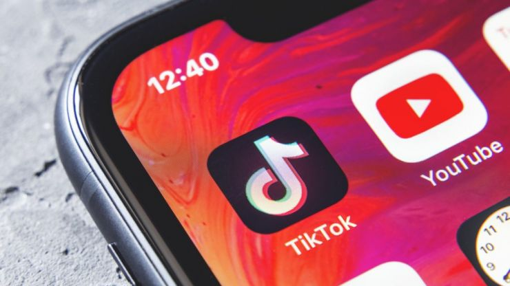 Trump announces he will ban Chinese-owned TikTok in the US