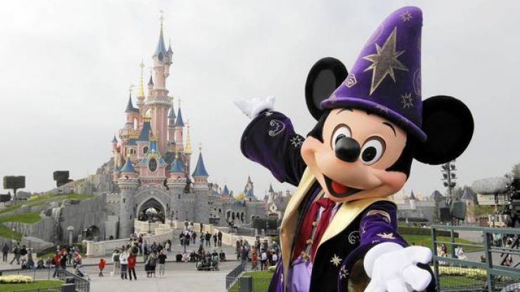 Disneyland Paris is looking for princes and princesses next month