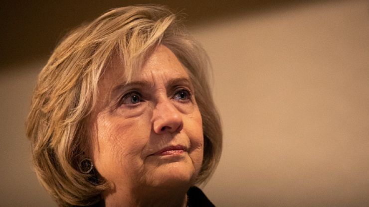 Hillary Clinton becomes first female chancellor of Queen's University Belfast
