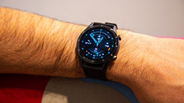 REVIEW: Huawei Watch GT 2 - A beautiful watch and a great fitness tracker