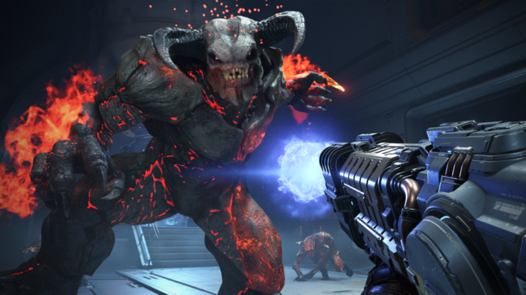 WATCH: Doom Eternal looks set to be the first must-own game of 2020