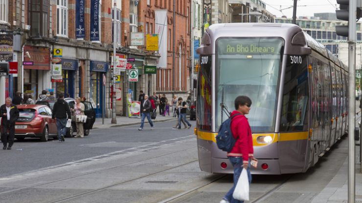 Over 2,927 drivers clamped at Red Cow Luas Park & Ride in 2019