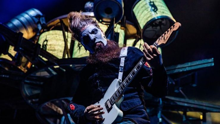 "Slipknot's Jim Root: ""I've given my entire life to this band"""