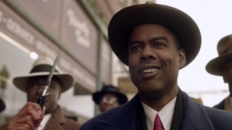 WATCH: A long-awaited first look at Chris Rock and Jessie Buckley in the new season of Fargo