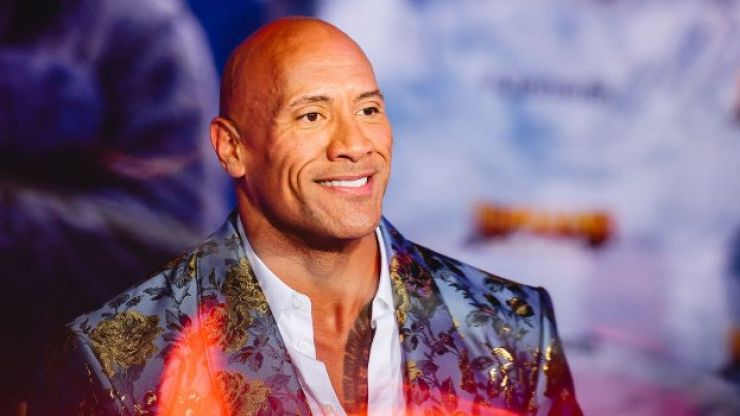 The Rock has endorsed Joe Biden for US election