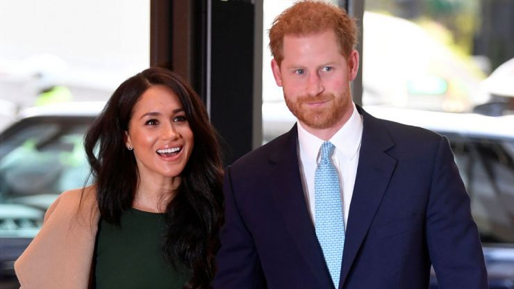 Prince Harry and Meghan Markle tell UK tabloids that they will no longer work with them