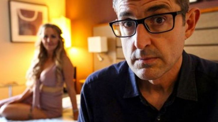 Louis Theroux's new documentary on sex workers is on TV tonight