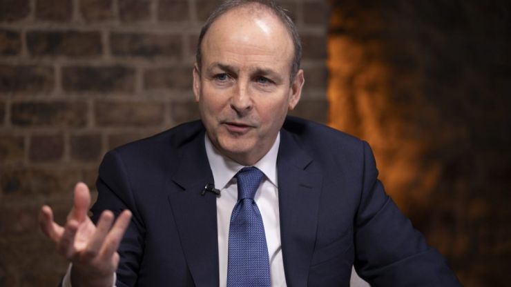 """Micheál Martin has warned that the housing crisis is in """"danger"""" of increasing racism in Ireland"""