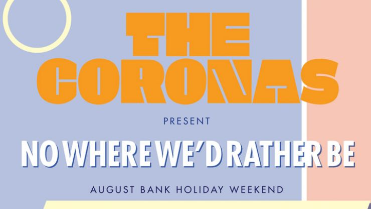 The Coronas announce new festival to take place in Bray this summer