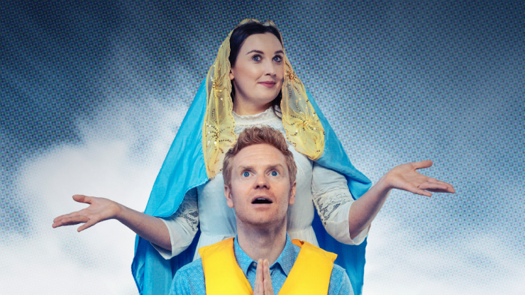 A Holy Show takes the hijacking of an Aer Lingus flight and makes it absolutely hilarious