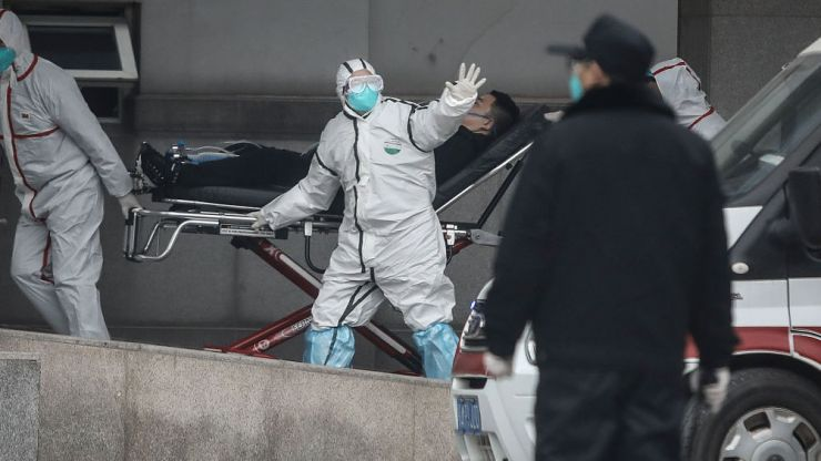 Four people dead as China confirms Wuhan coronavirus can be transmitted by humans