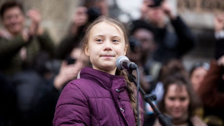 """WATCH: Greta Thunberg says """"pretty much nothing has been done"""" to tackle climate change"""