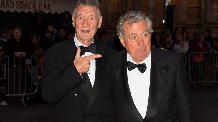 Terry Jones from Monty Python has died, aged 77