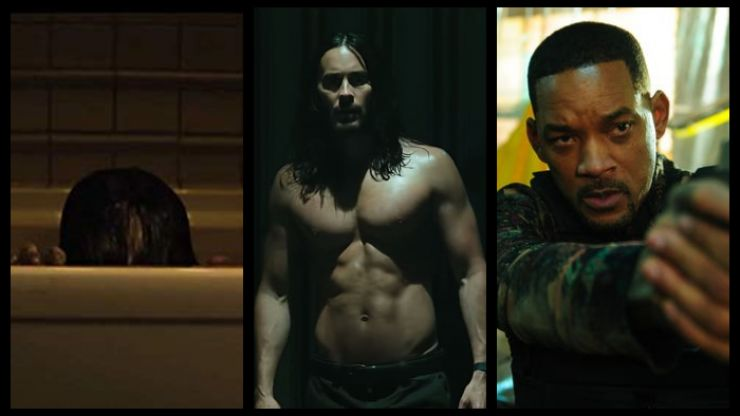 The Big Reviewski Ep 52 with The Grudge, Morbius, and the best of Will Smith
